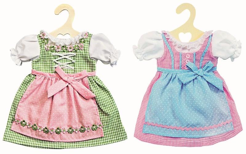 Oblečení Heless pro panenku 35 - 45 cm - šatičky nové. Novinka 6ce22db615