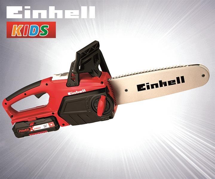 c0bfd05e1 Dětská motorová - řetězová pila EINHELL NOVINKA