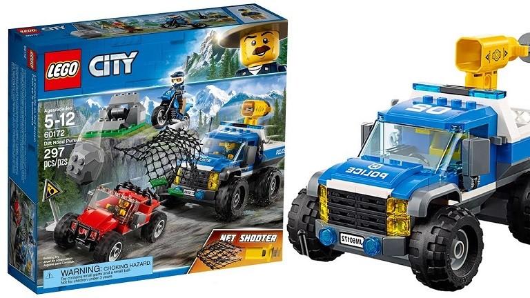 262a7ab8d LEGO City 60172 Honička v průsmyku Nové zboží