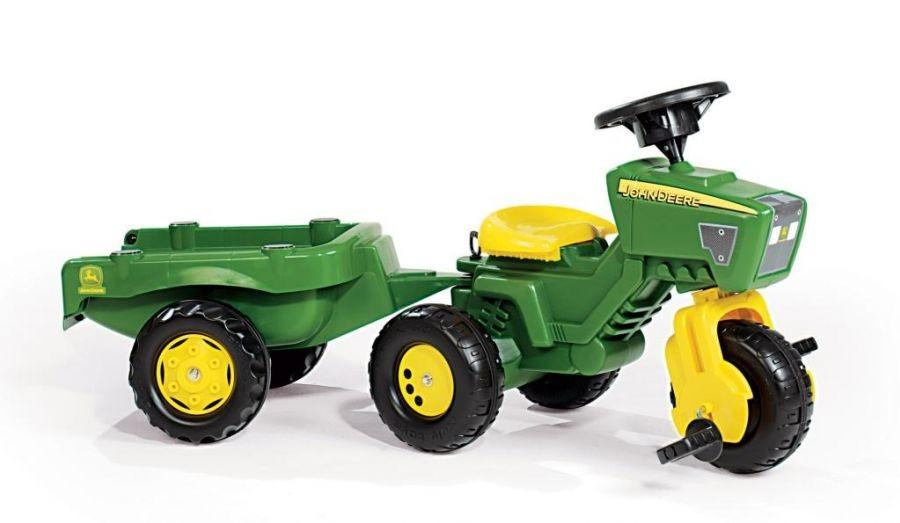 lapac traktor t kolka john deere se zvukem nov zbo. Black Bedroom Furniture Sets. Home Design Ideas