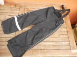 Dětské zimní kalhoty - oteplovačky H&M vel. 122 použité