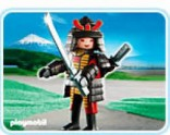 Playmobil 4748 Samuraj NOVINKA