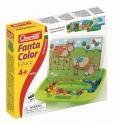 Mozaika FantaColor EDUCO v kufříku - 400 hříbků 0662 NOVINKA