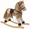Velký plyšový houpací kůň HEUNEC NOVINKA