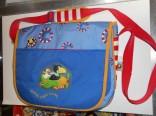 Dětská taška přes rameno - školní použité