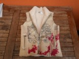 Dívčí vesta Staccato vel. 152 použité