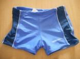 Chlapecké plavky modré vel. 116 použité