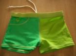 Chlapecké - dětské plavky JAKO-O vel. 104 - 110 použité