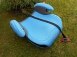 Dětský podsedák do auta GOODBABY 15 - 36 kg použité