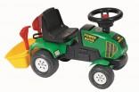 Dětské odrážedlo Traktor FALK pro nejmenší s doplňky nové