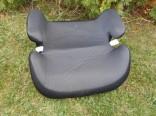 Dětský podsedák do auta 15 - 36 kg - šedočerný použité