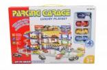 Dětská velká parkovací garáž - parkoviště s auty LUXURY PLAYSET NOVINKA