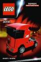 LEGO Racers 30191 Scuderia Ferrari Truck NOVINKA