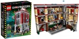 LEGO 75827 Ghostbusters Firehouse Headquarters NOVINKA
