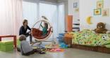 Závěsné houpací křeslo Kids Globo Amazonas -nové