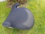 Dětský podsedák do auta 15 - 36 kg - černý použité
