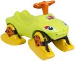 Plasticart Kid Sport sněžnice na odrážedlo - auto použité