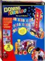 Domino Tornádo 103 ks s vláčkem NOVINKA