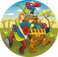 Puzzle 300 SCOOBY DOO Trefl použité
