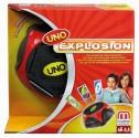 MATTEL hry UNO Výbuch - exploze - karetní hra NOVINKA