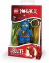 Lego Ninjago Jay svítící figurka - klíčenka NOVINKA