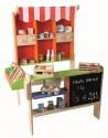 Dětský dřevěný obchod - prodejna BELUGA
