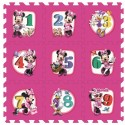 Pěnové puzzle Minnie 31 x 31 cm - pěnový koberec NOVINKA