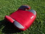 Dětský podsedák do auta Zlatek 15 - 36 kg - červený použité