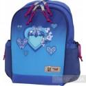 Dětský batoh McNeill Blue Hearts - DIN A4 Nové zboží