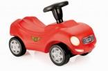 Dětské odrážedlo závodní auto - červené Nové zboží