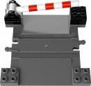 Lego DUPLO - koleje - přejezd - 4 díly použité