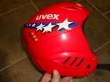 Helma na lyže Uvex použité