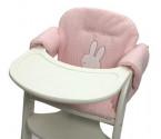 TIAMOVložka (polster) sedák do jídelní židličky MIFFY nové zboží