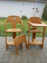 Dětská rostoucí židlička HERLAG Tipp Topp použité