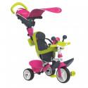 Tříkolka Baby Driver Comfort Pink Smoby použité