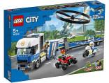 LEGO City 60244 Přeprava policejního vrtulníku Nové zboží