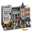 LEGO Creator 10255 Shromáždění na náměstí Nové zboží