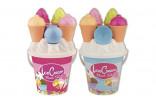 Sada na písek IceCream - zmrzlina - 14 dílů Nové zboží
