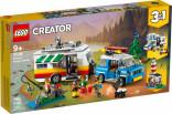 LEGO Creator 31108 Rodinná dovolená v karavanu Novinka