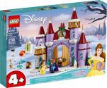 LEGO Disney Princess 43180 Bella a zimní oslava na zámku Novinka