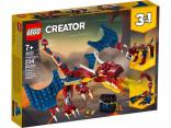 LEGO Creator 31102 Ohnivý drak Novinka