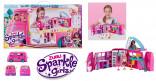 Sparkle Girlz Velký  karavan pro panenky pro panenky Barbie Novinka