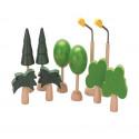 PLAN TOYS Set stromy + světla nové zboží