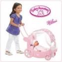 Baby Annabell houpací postýlka - kočárek použité
