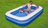Velký zahradní bazén Jumbo Uni 269 x 175 cm