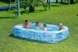 Velký zahradní bazén JUMBOPOOL BUNT