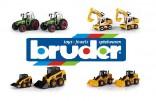 Bruder - velký výběr nových i klasických strojů NOVINKA