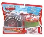 Cars 95 Blesk McQueen + Vystřelovač p6801 Vystřelovací rampa vystřelovák