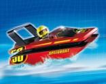 Click & Go Rychlostní člun Playmobil 4341