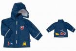 Dětská nepromokavá bunda pláštěnka Playshoes Hasič velikost 86 - 116